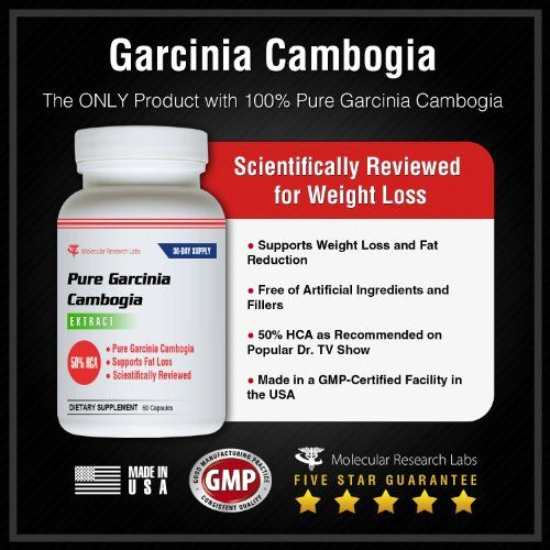 Garcinia Cambogia Extract Pure – Clinically Proven. Save $ 34,72 NOW!! (58% OFF!!)