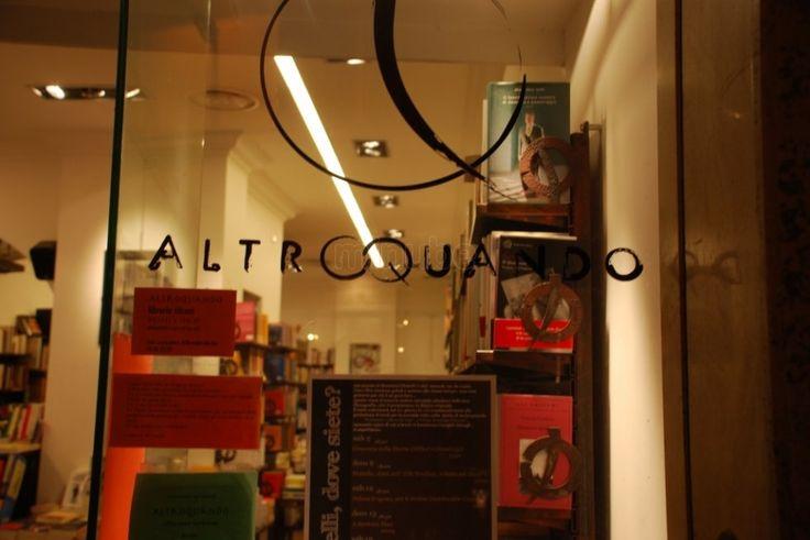 libreria altroquando, Roma