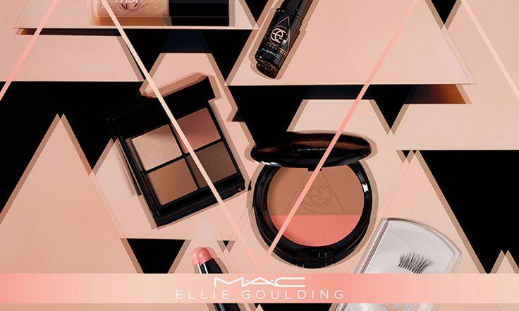 MAC Ellie Goulding collezione make up 2016 - http://www.beautydea.it/mac-ellie-goulding-collezione-make-up-2016/ - La collaborazione tra il brand Mac Cosmetics e la cantante inglese Ellie Goulding ha dato vita ad una collezione trucco raffinata ed elegante. Scopriamola insieme!