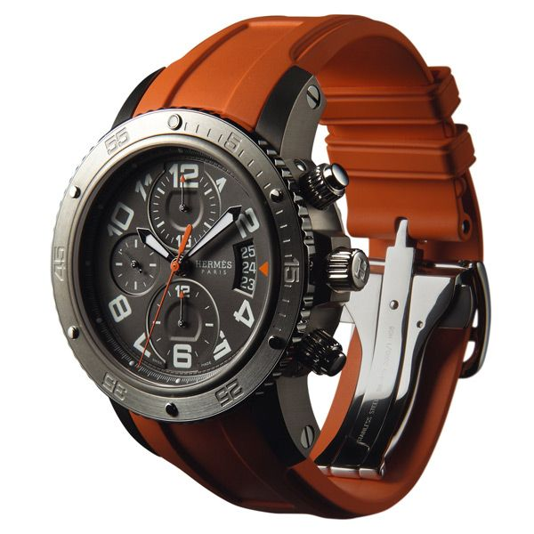 Hermes Chronograph sport watch