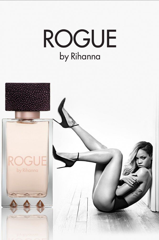 Rihanna Perfume Ad Deemed Too Sexy for UK Children
