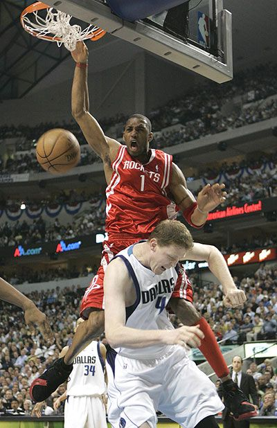 Honourable Mention - Tracy McGrady || 18,381 Points (19.6) | 5,276 Rebounds…