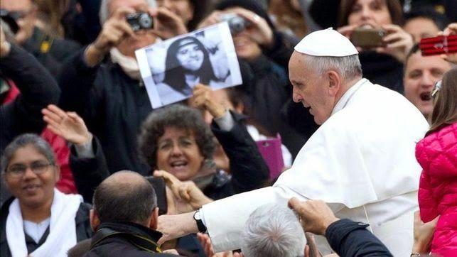 """Reli en """"Los Dragos"""": Carta del Papa Francisco a los cristianos de Orien..."""