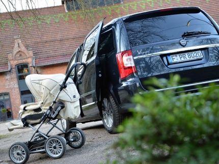 Mobil mit Stil – Familienautos im Test