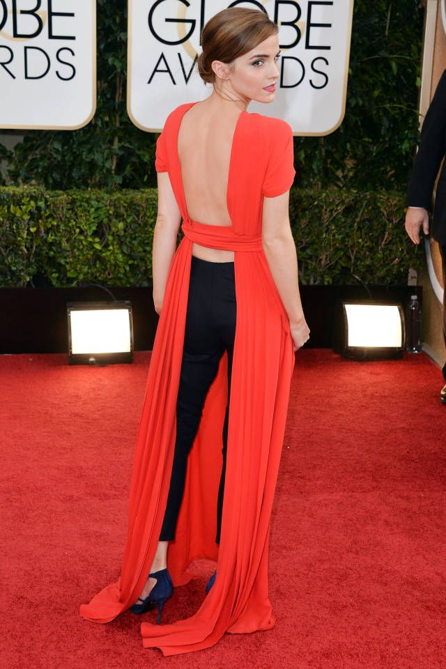 25 game-changing red carpet gowns that shaped fashion in 2014: Emma Watson in Dior