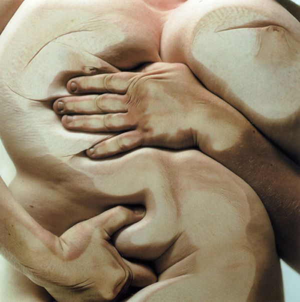 Closed Contact by Jenny Saville & Glen Luchford | bumbumbum