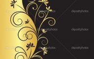Black And Gold Colors 23 Desktop Background