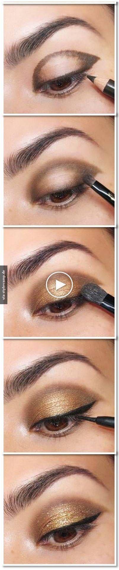 Perfektes Make-Up für Braune Augen! #makeup #make…