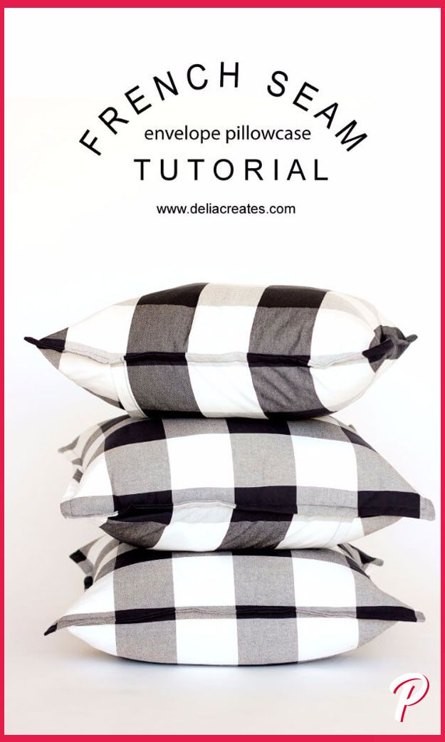 5 DIY Pillowcases To Make For Any Room