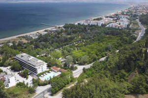 Sunbeach Hotel - Αγία Τριάδα Θεσσαλονίκης - Υγρομόνωση κεντρικού κτιρίου (2007 - 2011)
