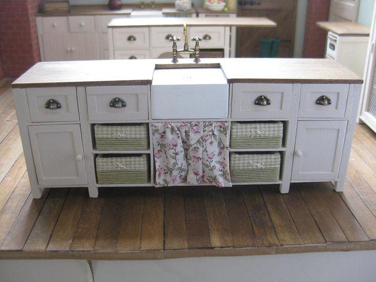 Oltre 1000 idee su mobili in miniatura su pinterest - Bagno in miniatura ...