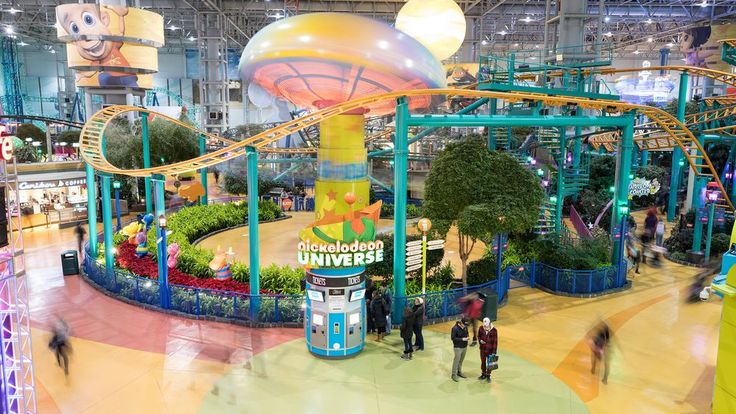 The Complete Guide to The Mall of America via Racked