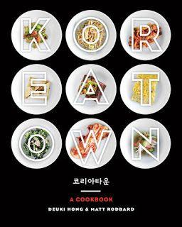 mysavoryspoon: Koreatown, A Cookbook