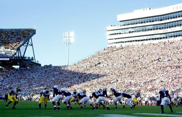 Best 25 beaver stadium ideas on pinterest for Beaver stadium wall mural