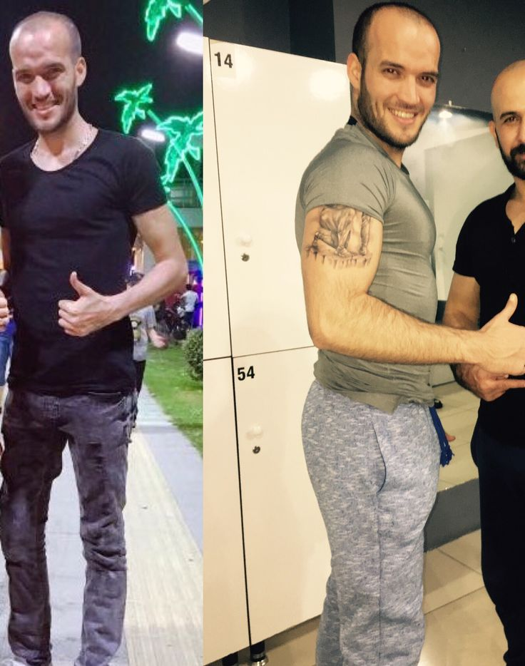 Before and After 3 month 👊🏻👊🏻😎😎