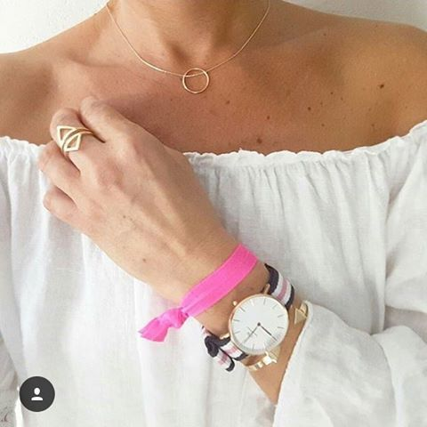 S I M P L I C I T Y  is the keynote of all true elegance. @sincereley_m  picked the pink one from Set K A K T U S .  @sincereley_m  it's true elegance!  F A B U L O U S !!! #funnybunnies #hairbands #armcandy #armband #bracelet #pink #gold #beautifull #beauty #details #accessories #summer #look #timepiece #fashion #style #styleaddict #followme #joinus #new #ibiza #boho #wanderlust #trendkit #fashionista #outfit #instagood #instadaily #beautifull #girl