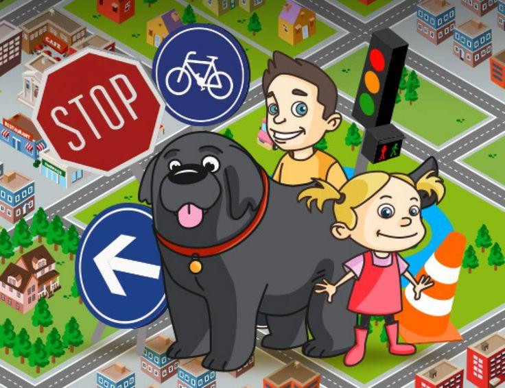 À la poursuite de Routix est un jeu sérieux conçu pour transmettre au jeune public des principes et des règles de sécurité routière. L'objectif du jeu est de sensibiliser les enfants et les adolescents à la sécurité routière en s'amusant. Faire découvrir les bases du code de la route, apprendre à être un bon piéton, à circuler en toute sécurité à v...
