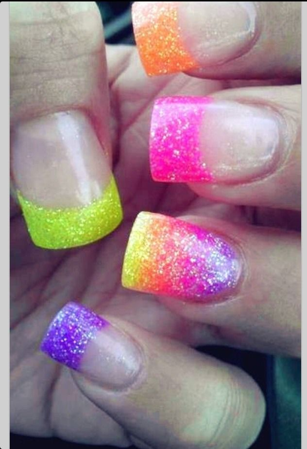 PINK Glow In The Dark! Neon Nail polish-Fashion Nail-Party-Good For Halloween 2014 Find More: http://www.imaddictedtoyou.com