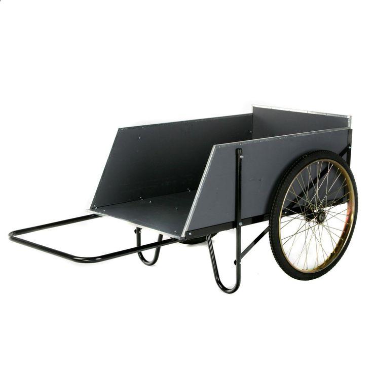 Great Plains Wood Pro Landscaper Cart   Garden Carts At Hayneedle |  Gardening Hints | Pinterest | Garden Cart And Gardens