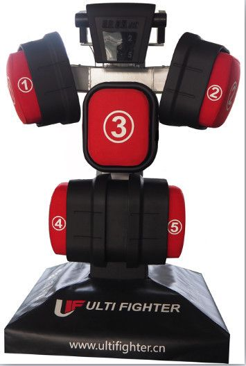 Risultati immagini per FREE STANDING BOXING TRAINER PUNCH BAG