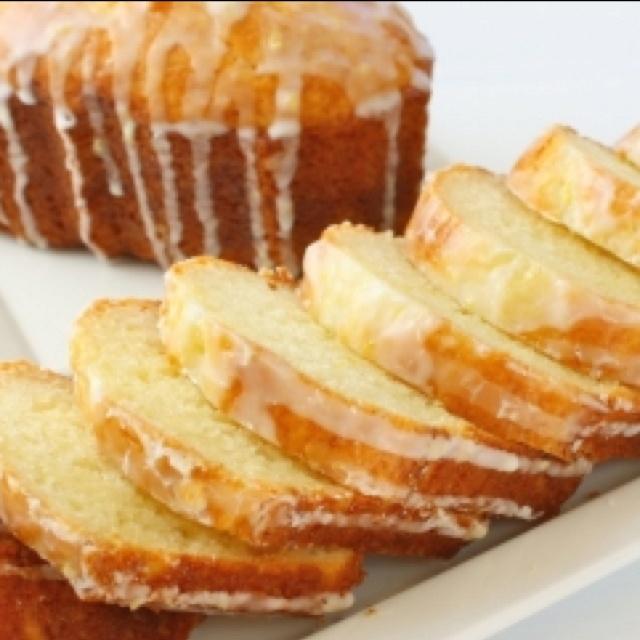 Lemon Cake Recipe With Limoncello