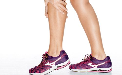 Oh, Cramp! Great tips on the causes and prevention of muscle cramps while running.