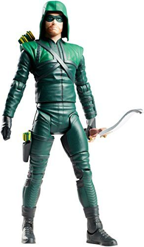 DC Comics Multiverse Green Arrow Action Figure ** Review more details @ http://www.amazon.com/gp/product/B014AHKWSI/?tag=superheroes025-20&yx=090816071554