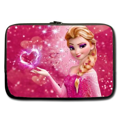 "Frozen Elsa Lovestruck Sleeve for 17"" MacBook Pro"
