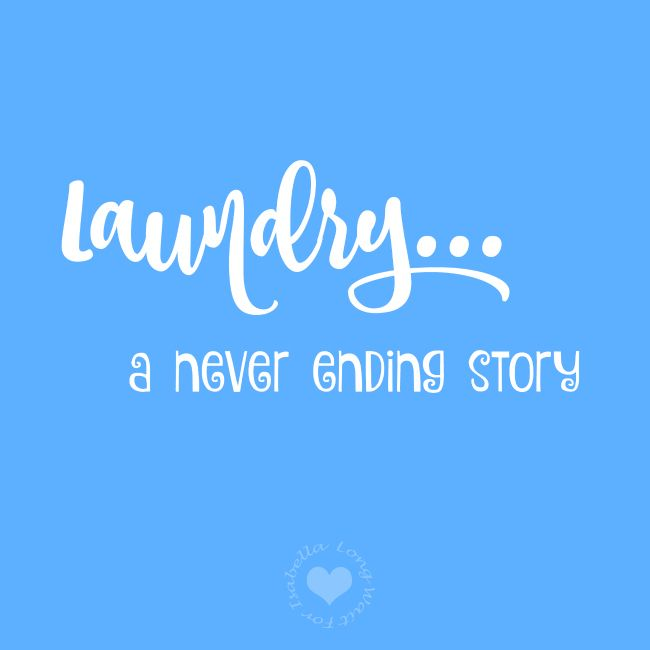 Funny Laundry Quote | #ProtectClothesYouLove AD