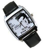 Encontrar Más Relojes casuales Información acerca de Elvis Presley hombre de acero moda mujer Lady Boy reloj de pulsera venta al por mayor, alta calidad bolsa de la muñeca, China reloj invicta Proveedores, barato reloj de pulsera cubierta de Shenzhen Fashion Shoe Store en Aliexpress.com