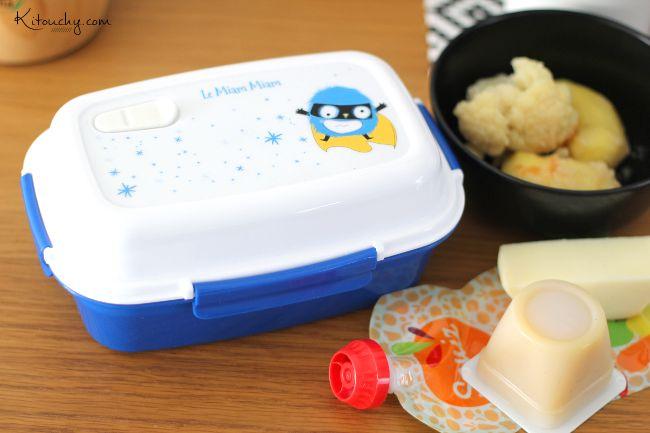 Kitouchy {Tibo,Liee &Malo}: Personnalisez votre LunchBox avec C-Monetiquette