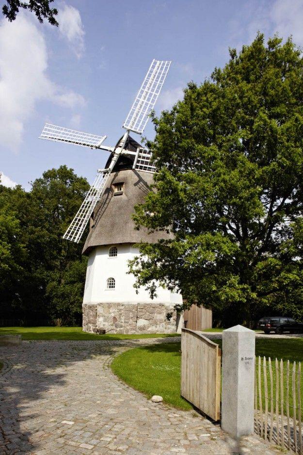 Mühle Ferienwohnung Schneverdingen Lüneburger Heide
