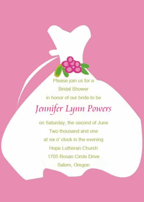 18 best bridal shower invitations images on pinterest wedding best wedding invitation wording ideas and templates spring bridal bridal shower invitations wording samples stopboris