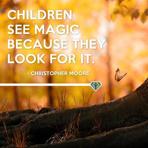 #magic #christopher #moore #superheroyou #inspiration  www.superheroyou.com