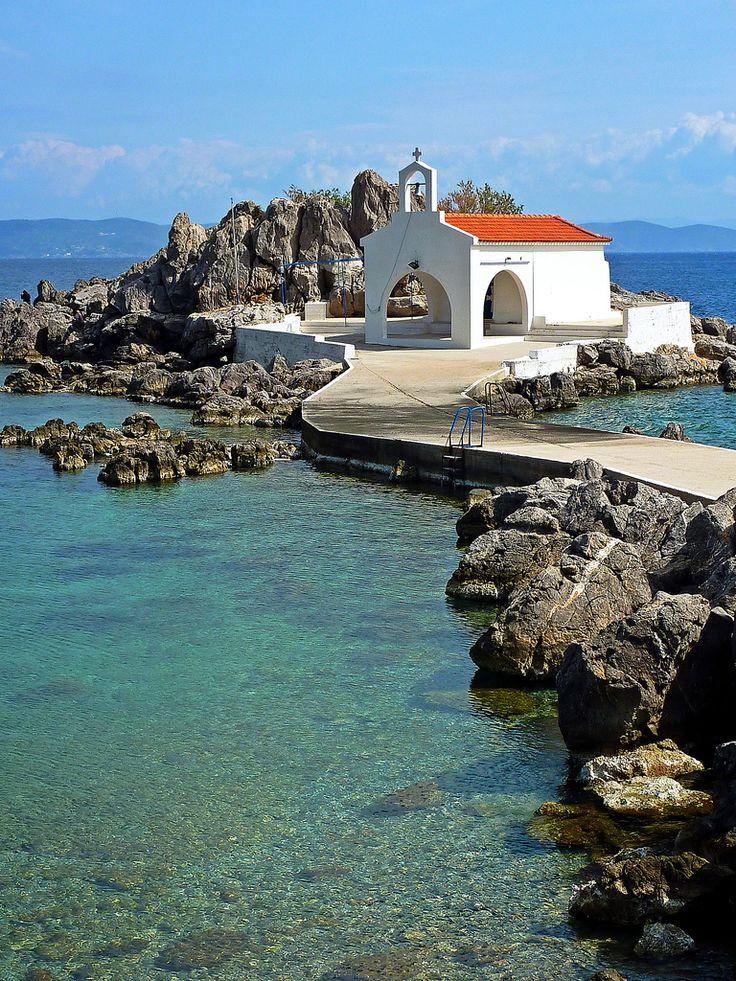 Agios Isidoros, Chios Island, Greece