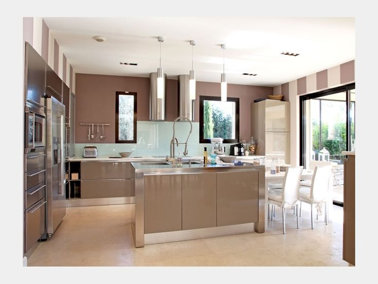 21 best La cuisine en beige - Taupe images on Pinterest Home ideas