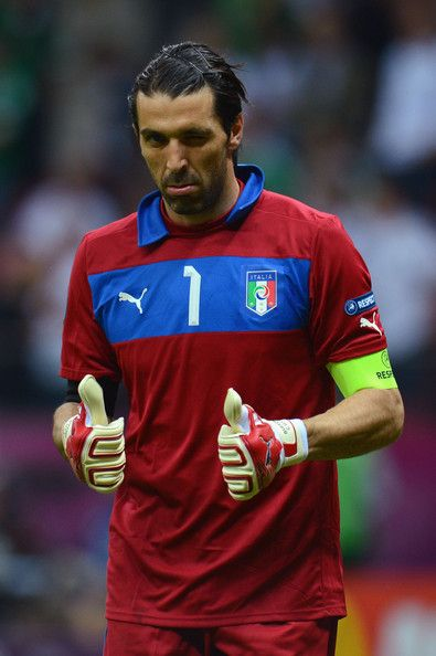 BUFFON, Gianluigi | Goalkeeper | Juventus (ITA) | @gianluigibuffon | Click on photo to view skills