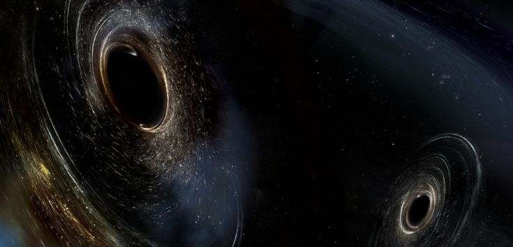 La troisième détection d'ondes gravitationnelleséclaire les probables sites de rencontre pour trous noirsde taille moyenne et donne encore raison à Einstein.