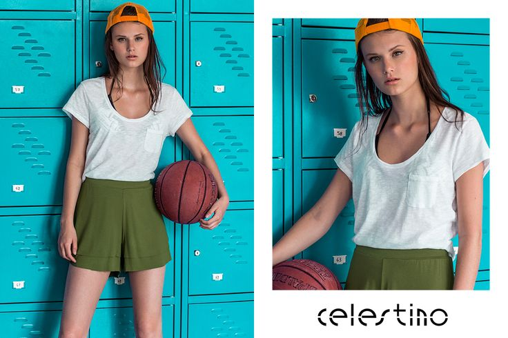 Start your week with a hot sporty outfit! #Celestino #sporty #ootd #fashion