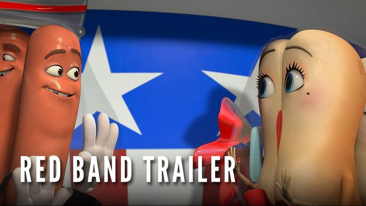 The Food Fights Back in a Raunchy New Trailer for the R-Rated Animated Film 'Sausage Party'