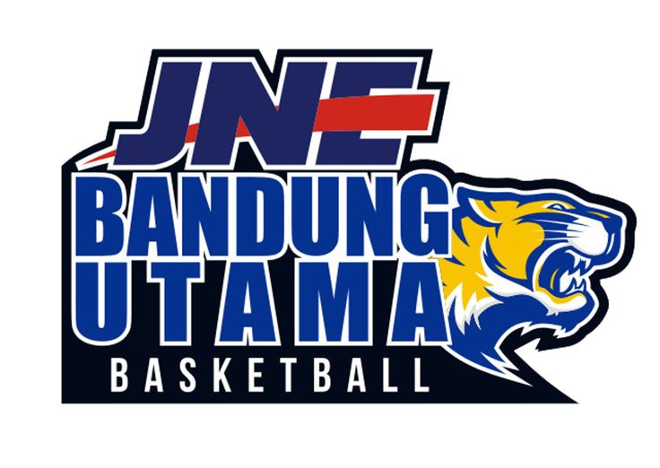 Main Partner Logo JNE Bandung Utama Basketball
