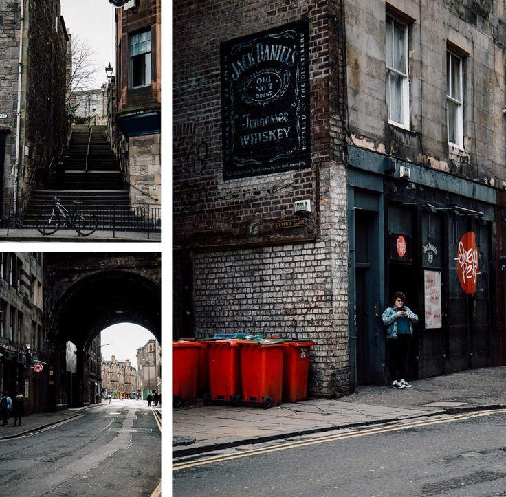 Visiter Edimbourg en 3 jours — ce qu'il ne faut pas manquer ! –