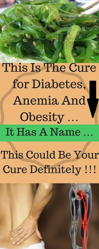 This Is The Cure for Diabetes, Anemia And Obesity… This Could Be Your Cure Definitely
