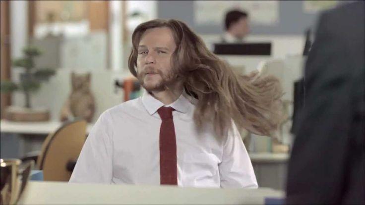 Dove Men Shampoo Commercial Brasil 2013
