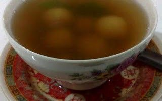Resep wedang ronde yang segar | Seminung | Pinterest