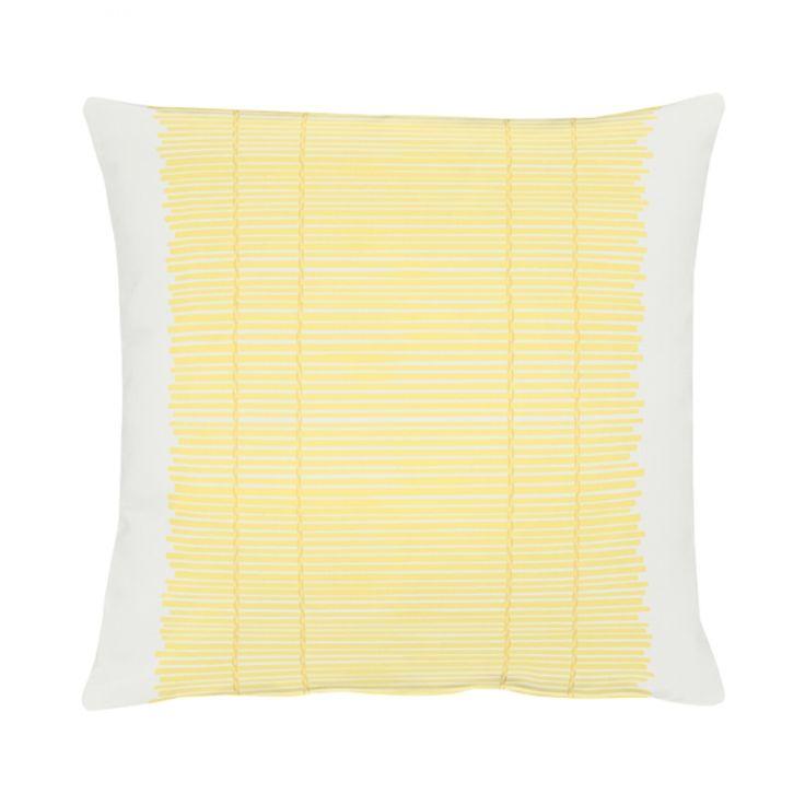 Kissen Loft   Gelb   48 X 48 Cm