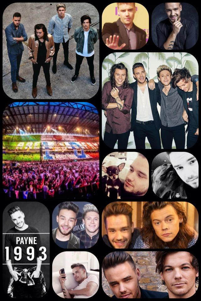 Liam James Payne| One Direction| His Life❤️