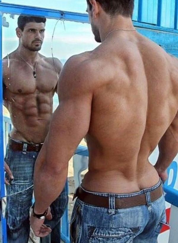 Fantasy Muscle Men, Buff Bodybuilders And Good Looking -6385
