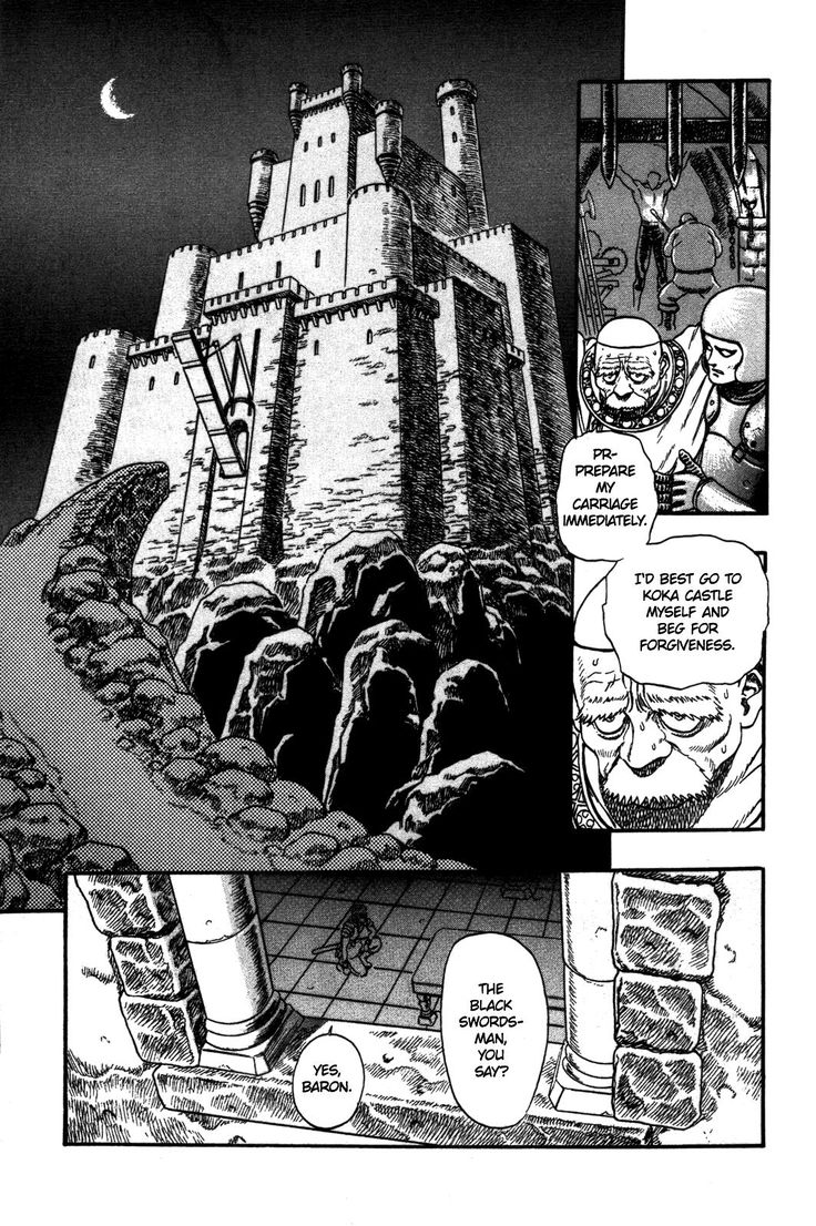 Read manga Berserk Chapter 000a online in high quality