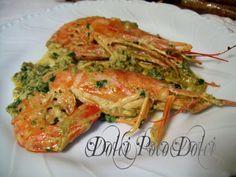 Gamberoni in padella ricetta facile da preparare in soli 10 minuti. Ricetta di pesce che può essere proposta come antipasto, secondo di pesce o piatto unico